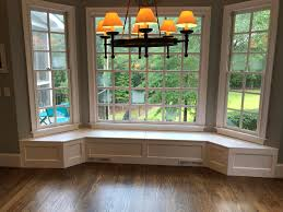 banquette bench for a window kitchen seating shaped bench