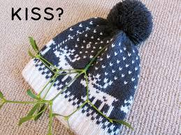 mistletoe hat 21 days to go d i y mistletoe hat