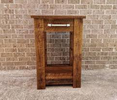Reclaimed Wood Vanity Table Reclaimed Wood Vanity Custom Built In Pell City Al