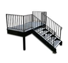 prefab metal deck stairs u2014 prefab homes prefab metal stairs idea