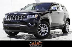 jeep grand cherokee limited 2014 jeep grand cherokee limited stock 107616 for sale near