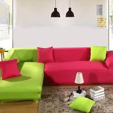 slipcovers for sectional sofas l shape stretch fabric sofa cover protect elastic slipcover