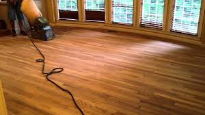 how to refinish hardwood floors part 1 sanding