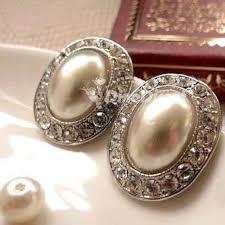 big stud earrings best big pearl earrings photos 2017 blue maize