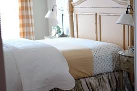 Making A Duvet Cover Home By Heidi The Perfect Bed