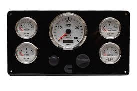 cummins marine engine instrument panel u2013 ac dc marine inc