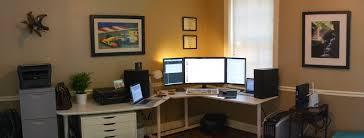 beautiful home office setups to decorating ideas
