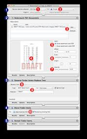 resume paper without watermark os x watermark pdfs service an automator workflow for watermarking pdf files selected in the finder