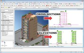 3d towers idea architecture 3d bim architectural software in