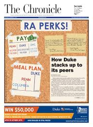 september 27 2017 by duke chronicle issuu