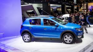 renault sandero stepway 2012 dacia stepway technical details history photos on better parts ltd