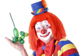 clown party host hire in sydney great party theme ideas