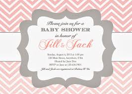 examples of baby shower invitations afoodaffair me