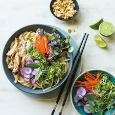 asian dish ring holder images Instant pot thai chicken noodle bowls williams sonoma jpg