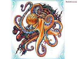Octopus Tattoo Ideas 32 Best Octopus Tattoo Designs Images On Pinterest