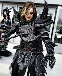 dominiquegdeleon skyrim cosplay videogames pcgaming cosplay
