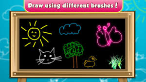 doodle draw app doodle drawing coloring android apps on play