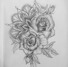 best 25 mandala thigh tattoo ideas on pinterest mandala rose
