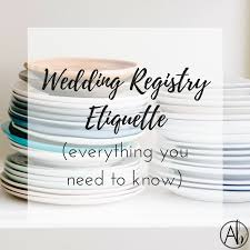 create a wedding registry up create the wedding registry apple brides
