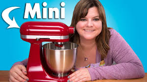 Kitchenaid Artisan Mixer by Kitchenaid Artisan Mini Mixer Review Youtube