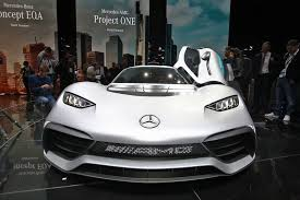 mercedes amg project one revealed the ultimate hypercar by car