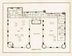 floor shop living quarters floor plans