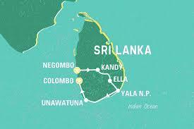 Sri Lanka Blank Map by Top 10 Sri Lanka Tours U0026 Trips 2017 18 Geckos Adventures Ie