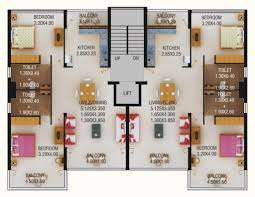 apartment plans 2 bedroom