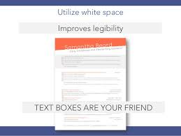 resume white space how to create a stand out resume