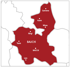 Nigeria State Map by The Violent Road Nigeria U0027s North East Aoav