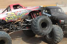 wentworth truck monster trucks visit the coastal empire entertain thousands
