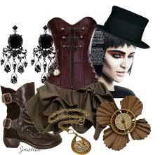 Steampunk Halloween Costumes 27 Steampunk Costumes Images Steampunk Costume