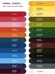 118 best colour images on pinterest colors color mixing chart