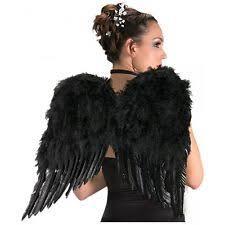 Angel Wings Halloween Costume Fallen Angel Wings Ebay