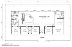 Metal Building Floor Plans Barn House Workable Floor Plan Add Huge Garage Shop To End