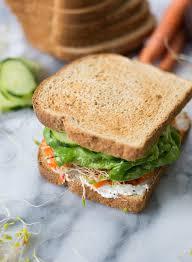 green goddess veggie sandwich delish knowledge