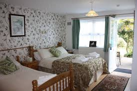 bedrooms at the charterhouse guest house torquay