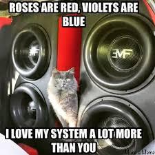 Car Audio Memes - basshead for lyfe caraudiolyfe instagram photos and videos