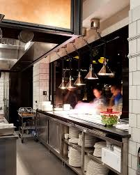 Commercial Restaurant Kitchen Design 46 Best Open Kitchen Restaurant Images On Pinterest Open