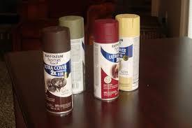 gold spray paint home depot