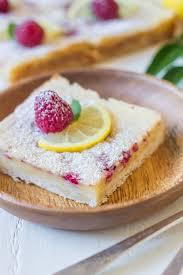 lovely little kitchen raspberry lemon bars lovely little kitchen
