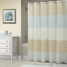 bathroom croscill shower curtains with colorful and cheerful