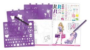 fashion angels barbie fashion design sketch portfolio import it all