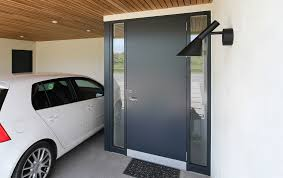 Flush Exterior Door Flush Panel Exterior Door Exterior Doors Ideas