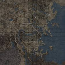 Satellite View Map Satellite World Map At Fallout 4 Nexus Mods And Community
