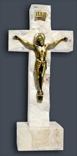 large crucifix large bronze crucifix holy land company