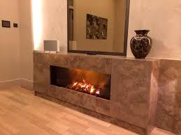 electric fireplace insert central elektrofeuer modul l kamin