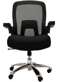 500 Lbs Capacity Mesh Big  Tall Office Chair