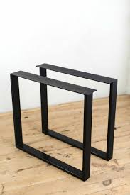 heavy duty table legs metal furniture legs canada x heavy duty table legs powder coated