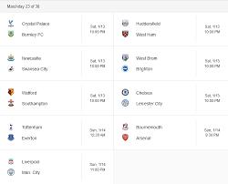 Jadwal Liga Inggris Liga Inggris Malam Ini 13 14 Januari 2018